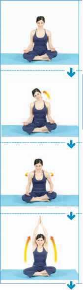 Yoga Warm Sequence