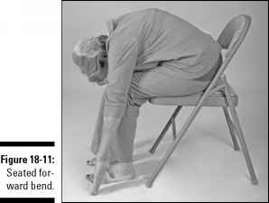 Seated Forward Bend Exercise