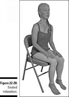 Seated Relaxation Postures