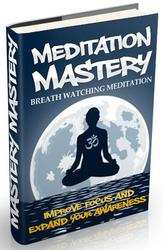 Meditation Mastery Breath Watching
