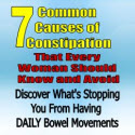Constipation Remedies for Women