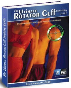 Natural Treatments for Rotator Cuff Injury