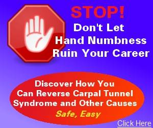 Natural Solution for Carpal Tunnel Syndrome Found