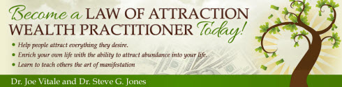 Law Of Attraction Wealth Practitioner Certification