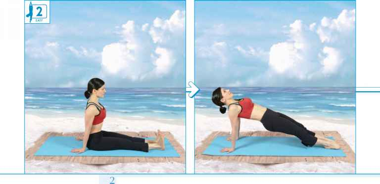 Incline Plane Yoga