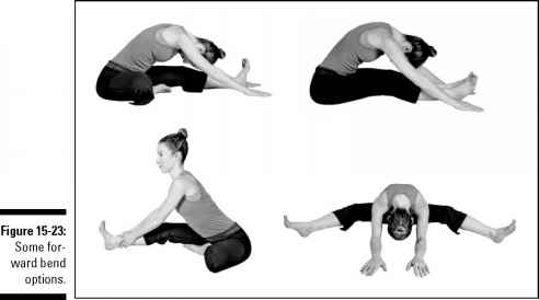 Kneeling Forward Bend Yoga