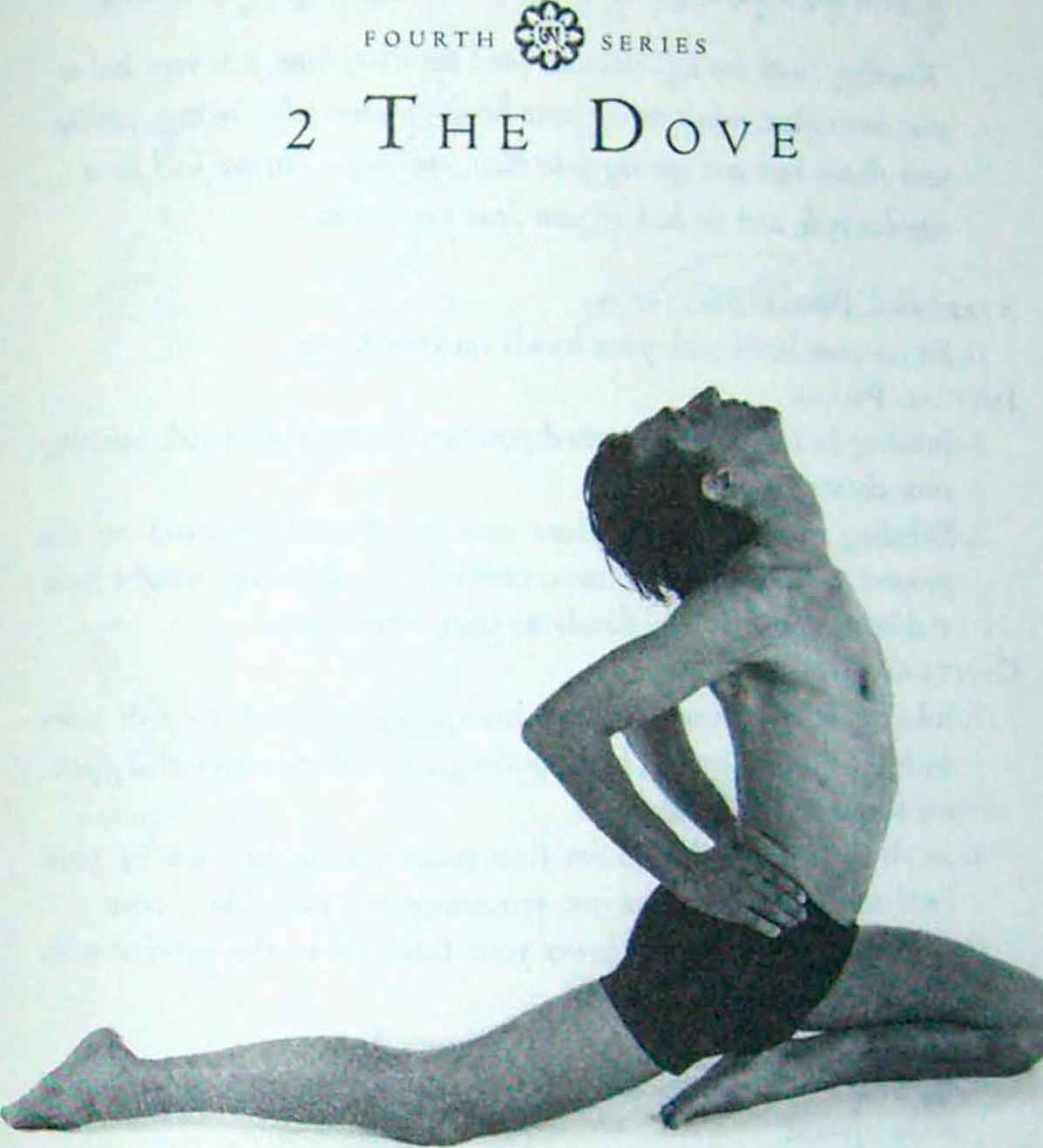 Dove Pose Yoga